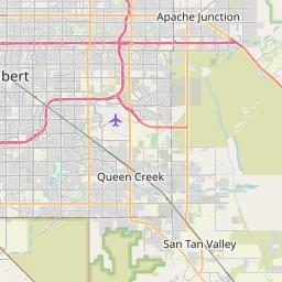 Map Of Arizona Railroads.The Magma Arizona Railroad Abandoned Rails