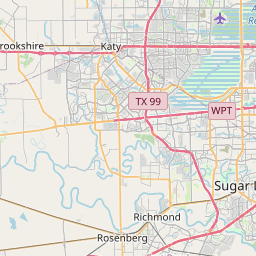 Map Of Texas Katy.Houston To Katy Tx Abandoned Rails