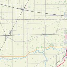 Deshler Ohio Map.Findlay To Deshler Abandoned Rails
