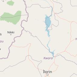 Distance from Kaduna Nigeria to Ilorin Nigeria