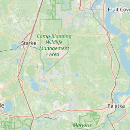 The Jacksonville and Southwestern Railroad - Abandoned Rails