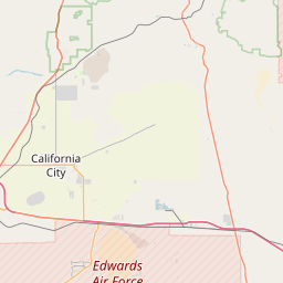Recent & historical earthquakes near Palmdale, California, United States