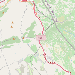 Mapa Guardamar Del Segura.Mapa Ruta Santiago De La Ribera San Javier Espana
