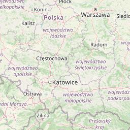Mapa Drogowa Polski I Europy